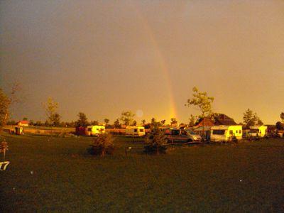 Camping De Kleine Stad (Male Miasto)