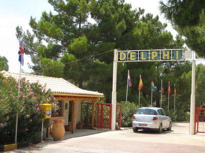 Camping Delphi