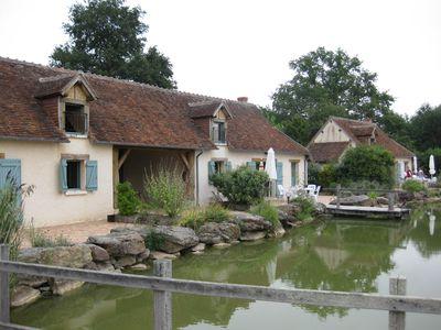 Vakantiehuis Domaine de Morgard
