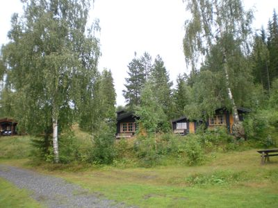 Camping Strandheim Hytter