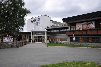 Hotel Radisson Blu Resort Beitostolen