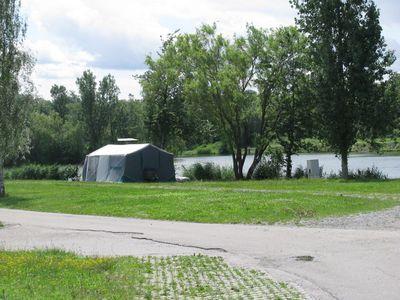 Camping Sperrfechter
