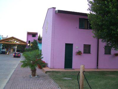 Vakantiepark Residence Duna Rossa