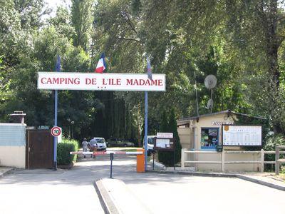 Camping L'Ile Madame