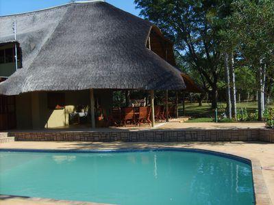 Lodge Kubu Safari