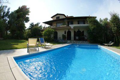 Appartement Huize Olivetto (huize Vassia)