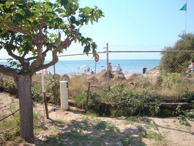 Camping Beach Farret