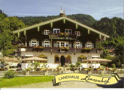 Appartement Landhaus Lenzenhof