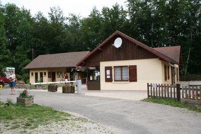 Camping Municipal Le Lac de Narlay