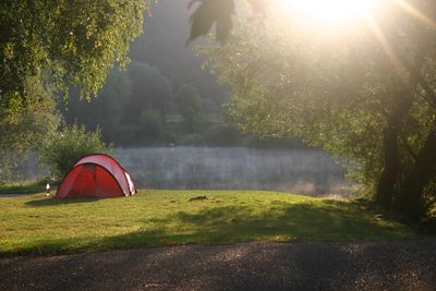Camping Azur Wertheim am Main