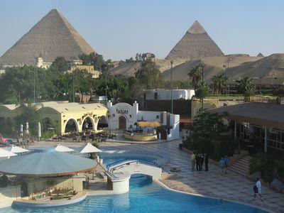Hotel Le Meridien Pyramids