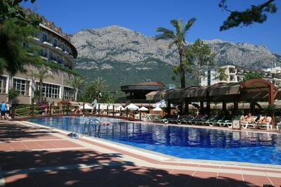 Hotel Alkoclar Exclusive Kemer
