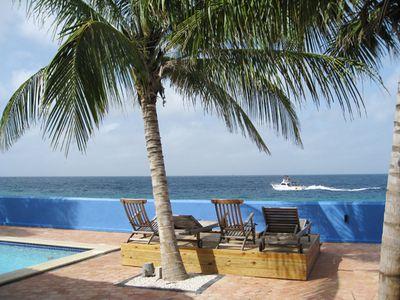 Villa Beachvilla Laman Blou