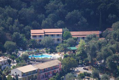 Appartement Villa Papoulas