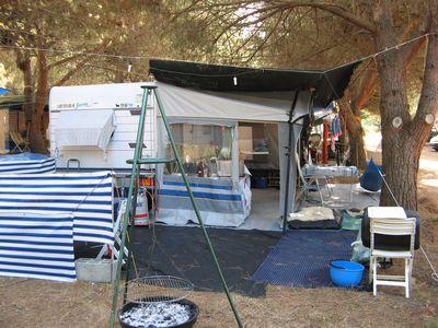 Camping Aglio