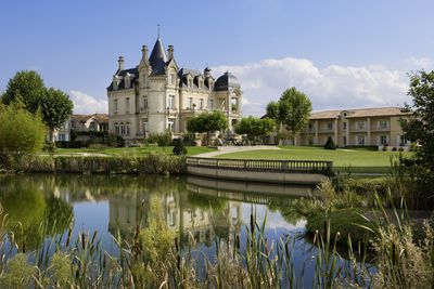 Kasteel Chateau Grand Barrail