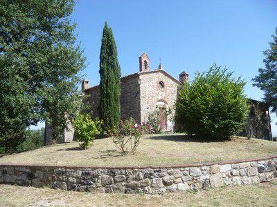 Vakantiehuis La Pieve Marsina