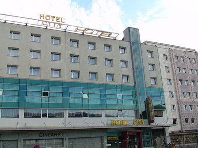 Hotel City Karin Strickner