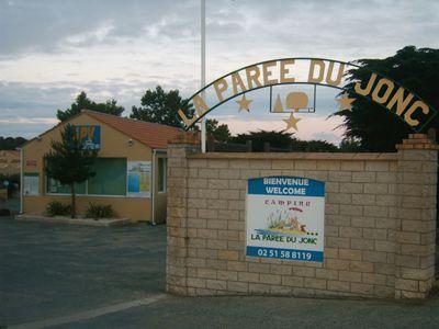 Camping La Paree du Jonc