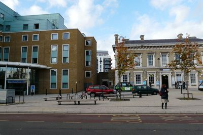 Hotel Novotel London Greenwich