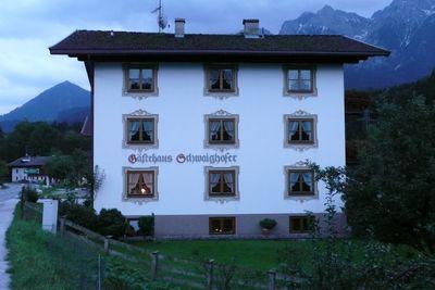 Pension Gästehaus Schwaighofer