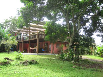 Appartement Bambu Guesthouse (in Puerto Lindo)