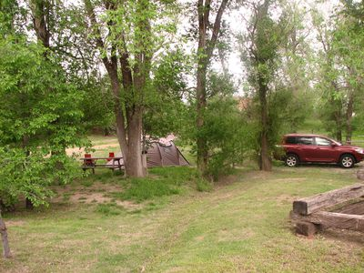 Camping Gunsmoke Trav-L-Park