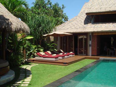 Villa Space at Bali