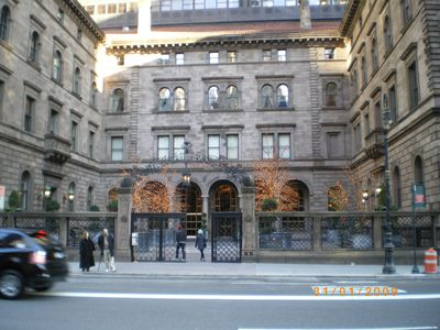 Hotel The New York Palace