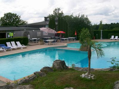 Camping Le Lac de Bouzey (Glamping)