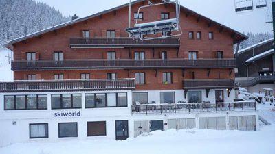 Hotel L'Escale Blanche
