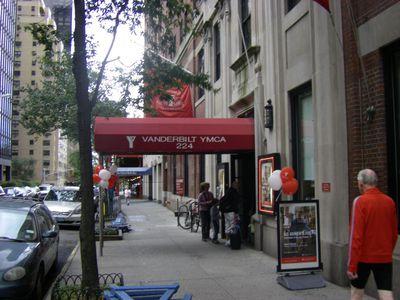 Hostel Vanderbilt YMCA