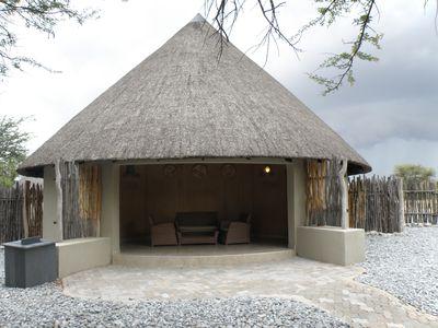 Chalet Okaukuejo Resort