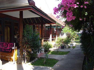 Bungalow Gede Homestay