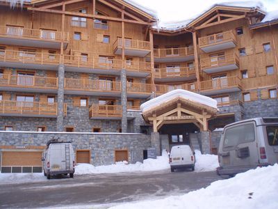 Appartement Residence Telemark