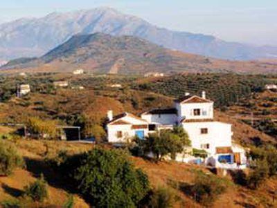 Vakantiehuis Cortijo La Cepa