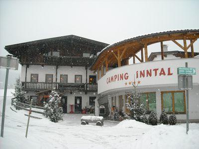 Camping Komfort Camping Inntal