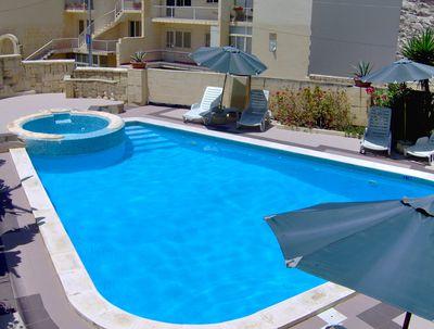Appartement Villa Xemxija