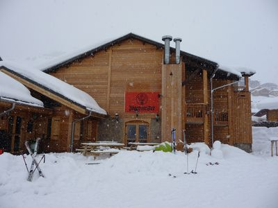 Appartement Aiguille Lodge
