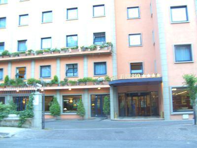 Hotel Grand Tiberio
