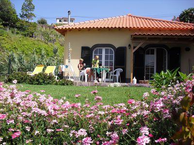 Vakantiehuis Madeira Wine Cottages