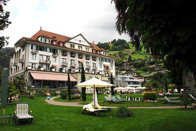 Hotel Parkhotel Gunten