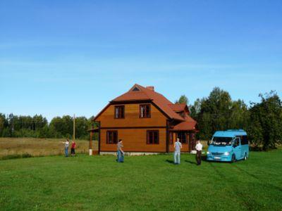 Vakantiehuis Bear House / Vossenhuis
