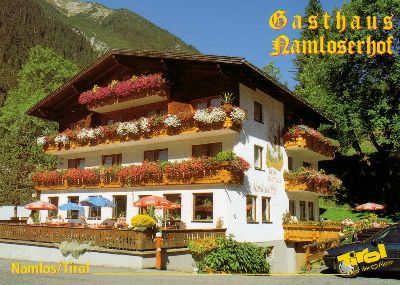 Gasthof Namloserhof