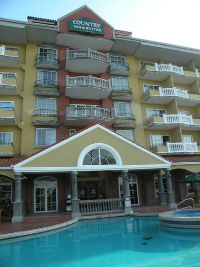 Hotel Country Inn Ste Panama Canal