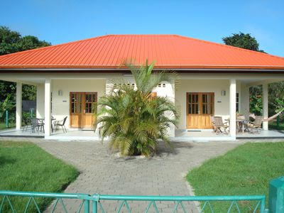 Bungalow Surinat