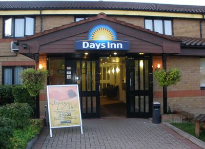 Hotel Days Inn London Stansted Bishops Stortford M11