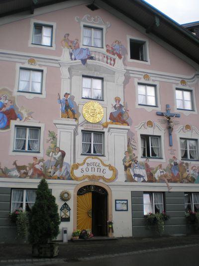 Hotel Romantik Sonne