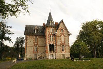 Hotel Château De Boisrobert
