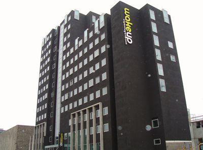 Hotel Wakeup Copenhagen Carsten Niebuhrs Gade